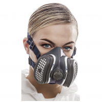 GVS Half Face Mask with Max Protection (Filters Included)